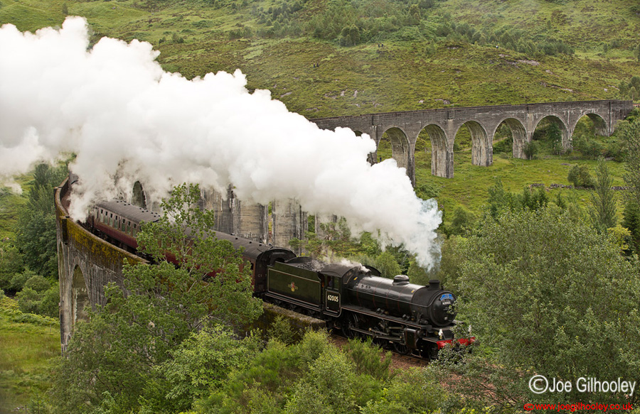 jacobite steam train times